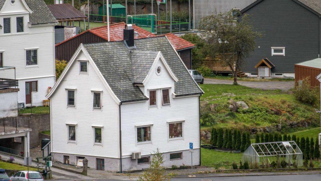 Het huis van Harrie en May-Liz