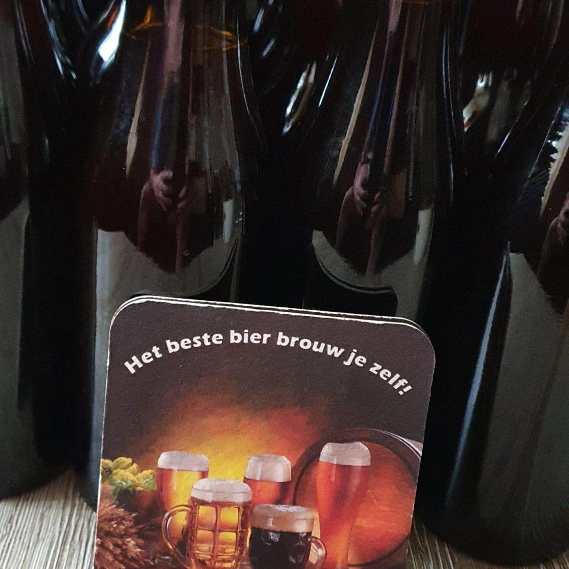 Het beste bier brouw je zelf